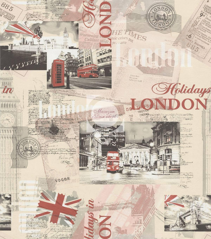 лондон фотообои на стену: